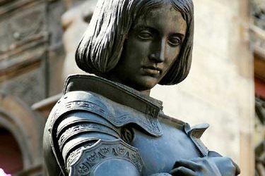 Prière Sainte Jeanne d'arc