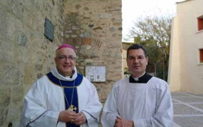 Visite pastorale de Monseigneur Norbert Turini