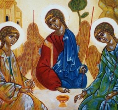 Prière Sainte Trinité