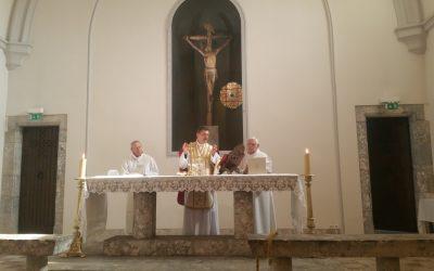 Pélérinage paroissial Porte de la Miséricorde