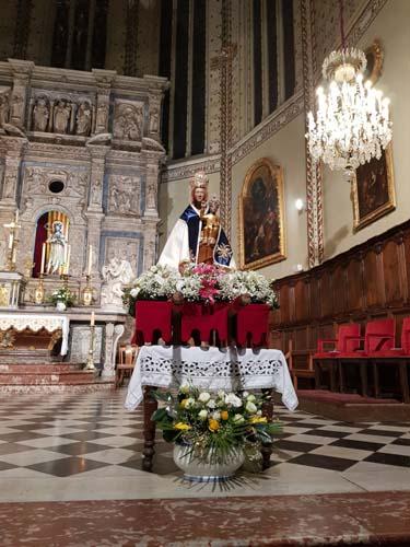 Riposte : Consécration du diocèse de Perpignan au coeur Immaculée