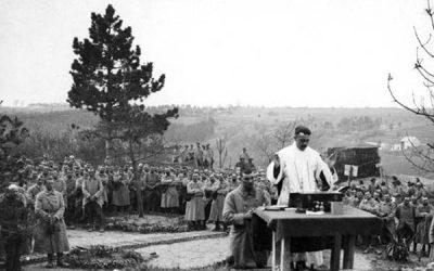 Sermon du Père Olivier
