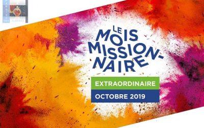 Bulletin paroissial octobre 2019 : Père Olivier