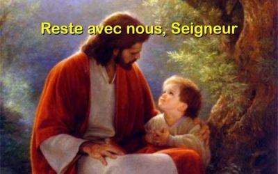 Bulletin paroissial Avril 2020 Père Olivier