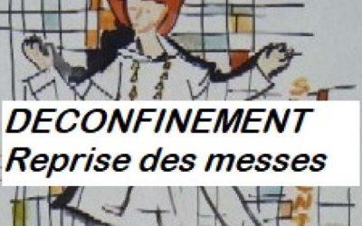 Édito du Père Olivier : Juin 2020