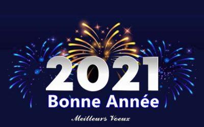 Édito du Père Olivier : Janvier 2021